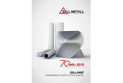 ZELLAMID® Engineering Plastic Stock Shapes