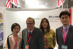 Zell Metall at Chinaplas 2018 in Shanghai