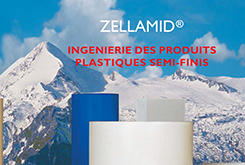 ZELLAMID® Engineering Plastic Stock Shapes (French)