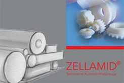 ZELLAMID® Engineering Plastic Stock Shapes (German)